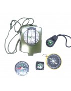 Compas  essential survival tool for orientation.