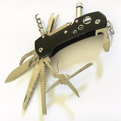 Pocket Knife 14-in-1
