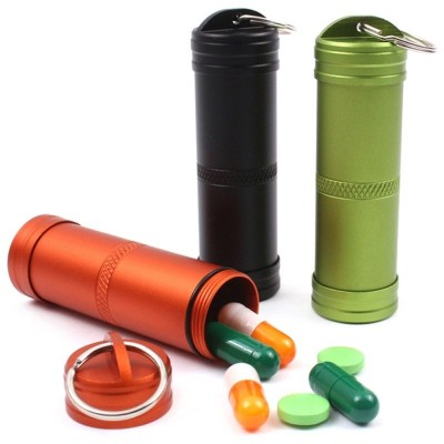 Waterproof capsule